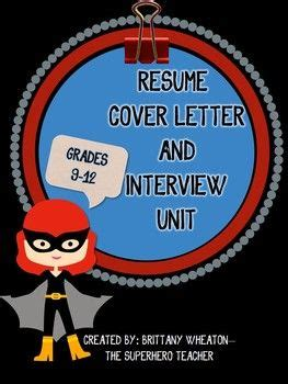Resumes, Cover Letters and References - Norwich University